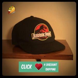 Jurassic Park Snapback ⛰